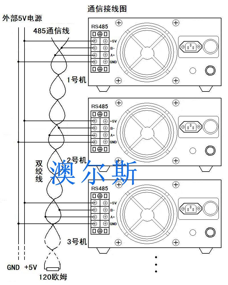 rs485超声波发生器-澳尔斯超声波发生器