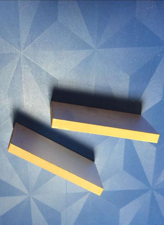 长条形压电陶瓷